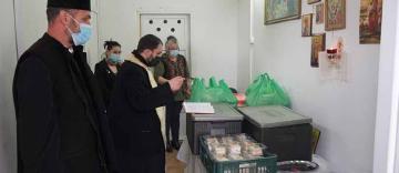 Activităţi misionare şi social-filantropice îndreptate către semenii aflaţi în dificultate