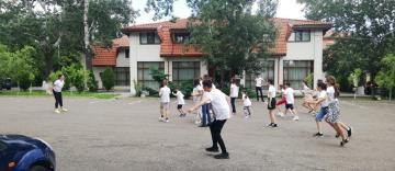 """Activităţi de vară pentru copii la Așezământul Social-Filantropic ,,Sfântul Pantelimon"""" - Lacu Sărat"""