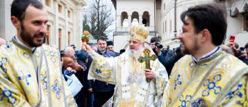 Programul Sărbătorii Botezului Domnului la Catedrala Patriarhală