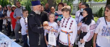 Duminica migranţilor români la Catedrala Arhiepiscopală din Galaţi