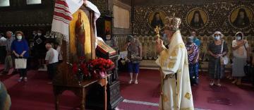 Duminica a III-a după Rusalii la Catedrala Arhiepiscopală din Galaţi