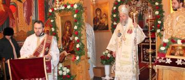 Credincioşii gălăţeni l-au cinstit pe Sfântul Cuvios Antonie cel Mare