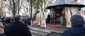 Zi de sărbătoare pentru parohia gălăţeană ocrotită de Sfântul Ioan Botezătorul