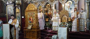 """Biserica """"Sfântul Ioan Botezătorul"""" din Brăila şi-a cinstit ocrotitorul"""