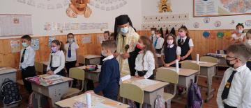 """Deschiderea cursurilor pentru noul an şcolar la Seminarul Teologic """"Sfântul Apostol Andrei"""" din Galaţi"""
