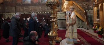 Praznicul Naşterii Domnului la Catedrala Arhiepiscopală din Galaţi
