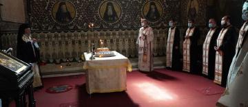 Pomenirea Arhiepiscopului Antim Nica al Dunării de Jos la Catedrala Arhiepiscopală din Galaţi