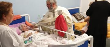 Liturghie, mângâiere și bucurie pentru semeni aflați în suferință