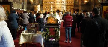 Sărbătoarea Sfântului Vasile cel Mare la Galaţi