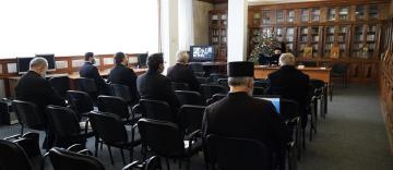 """Simpozion interliceal organizat de Seminarul Teologic Ortodox """"Sfântul Apostol Andrei"""" din Galaţi"""