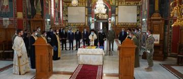 Sărbătoarea Zilei Drapelului Naţional la Brăila şi Galaţi