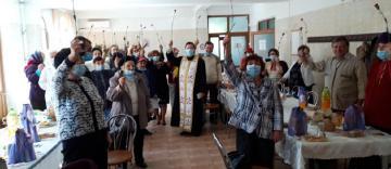 Activități misionare și sociale de Ziua Internaţională a Persoanelor Vârstnice