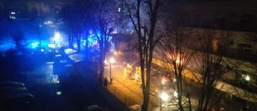 """Mesaj de condoleanțe și consolare în urma incendiului de la Spitalul """"Matei Balș"""" din București"""
